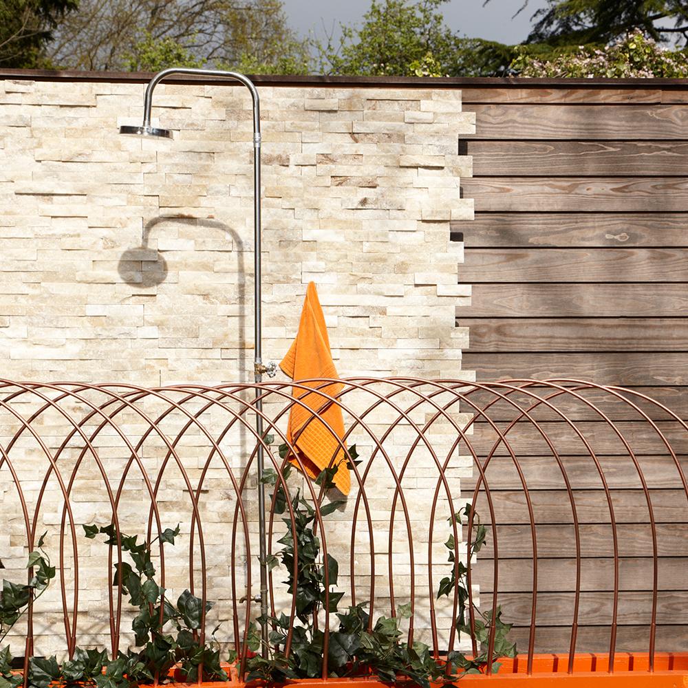 10 consigli e idee di recinzione da giardino per ispirarti for Idee recinzione giardino