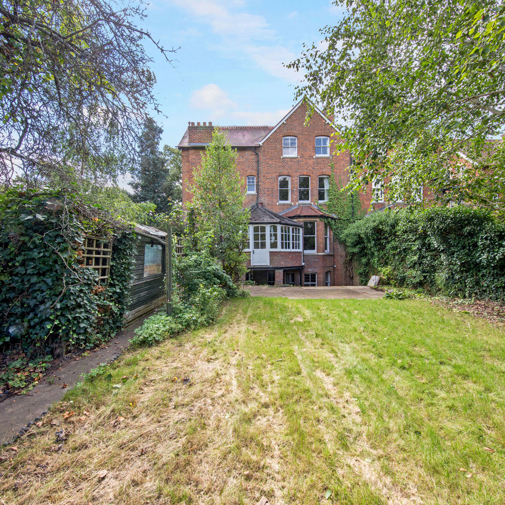 T.E Lawrence home Oxford
