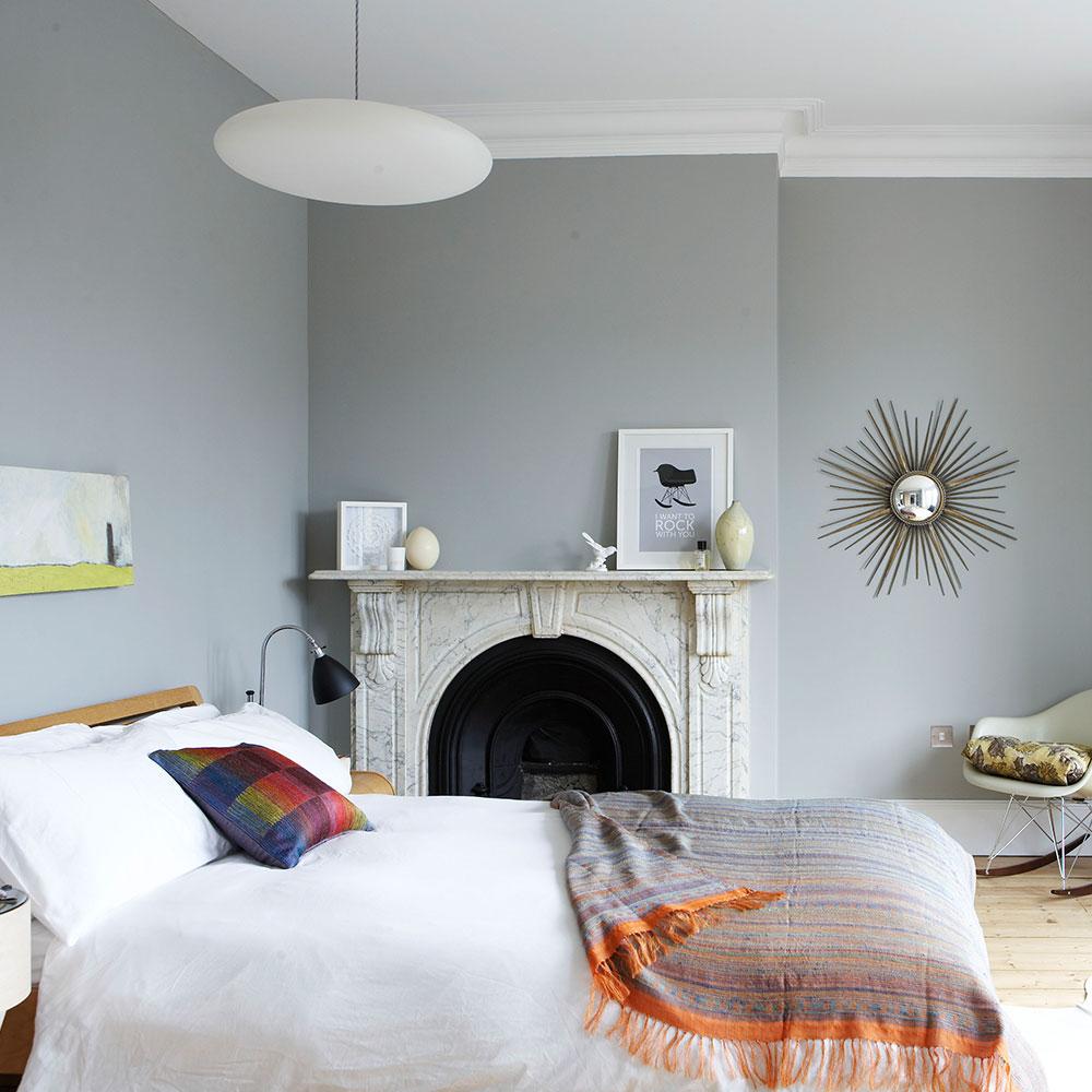 Grey bedroom ideas soothing backdrop