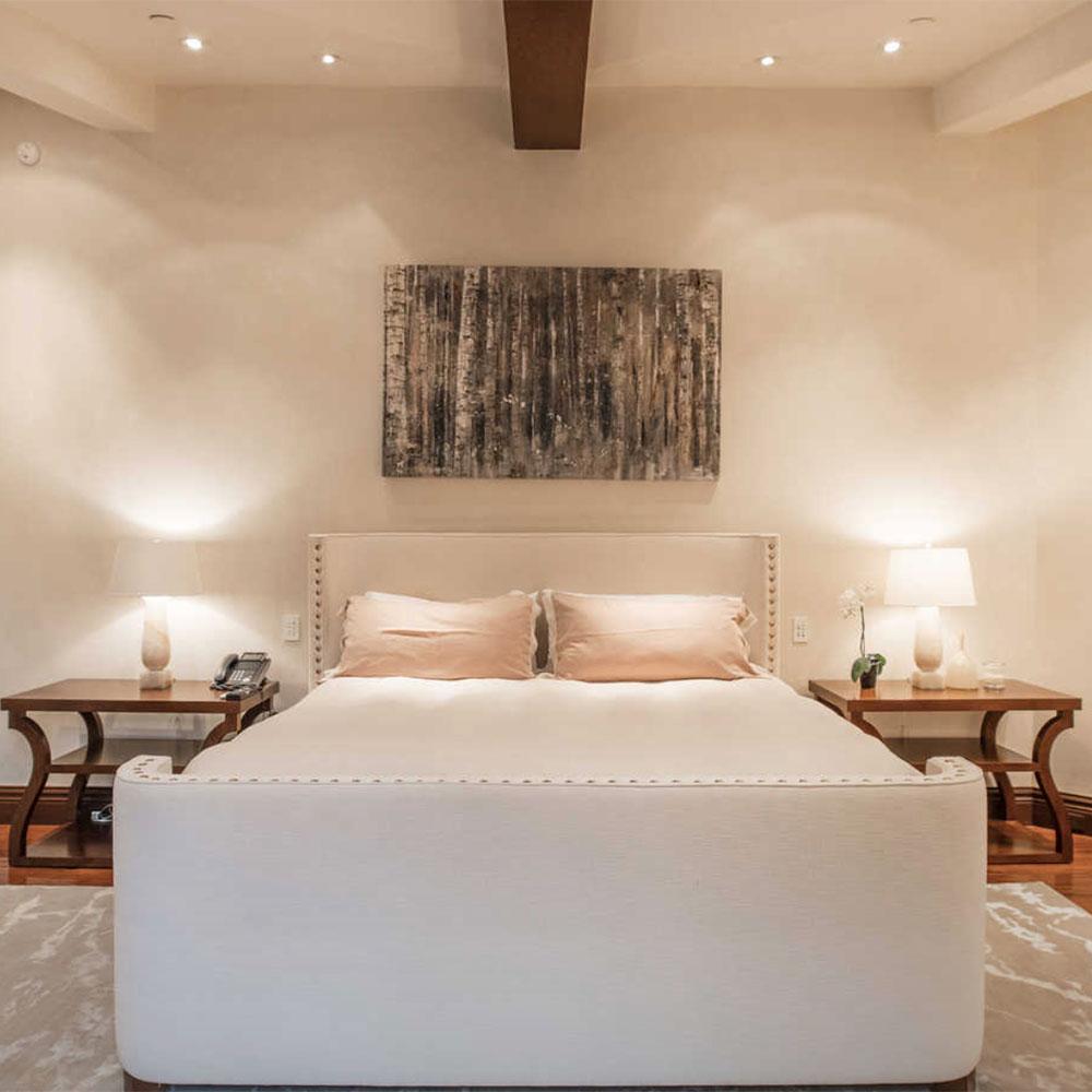 Liam-Payne's-casa-camera da letto