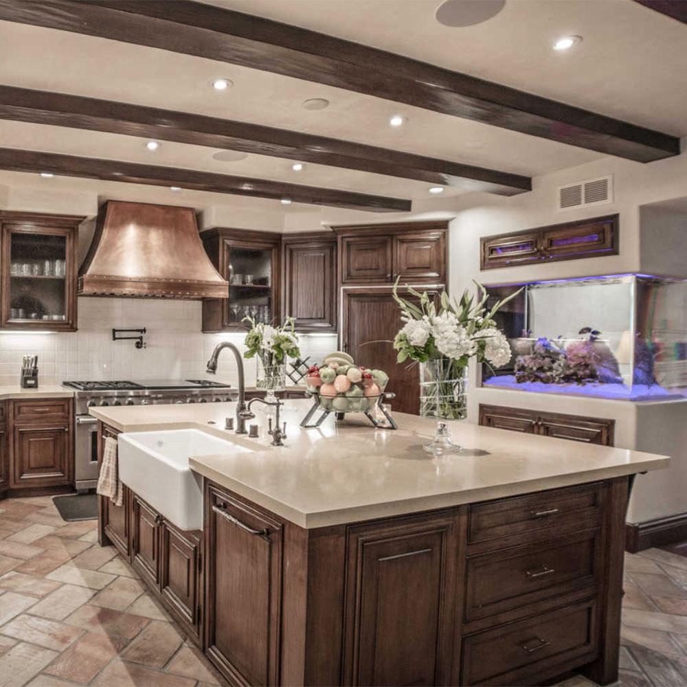 Liam-Payne's-casa-cucina