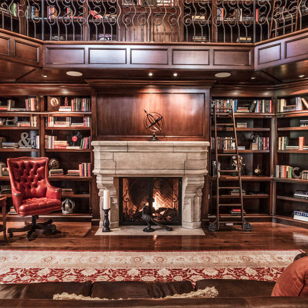Liam-Payne's-casa-biblioteca