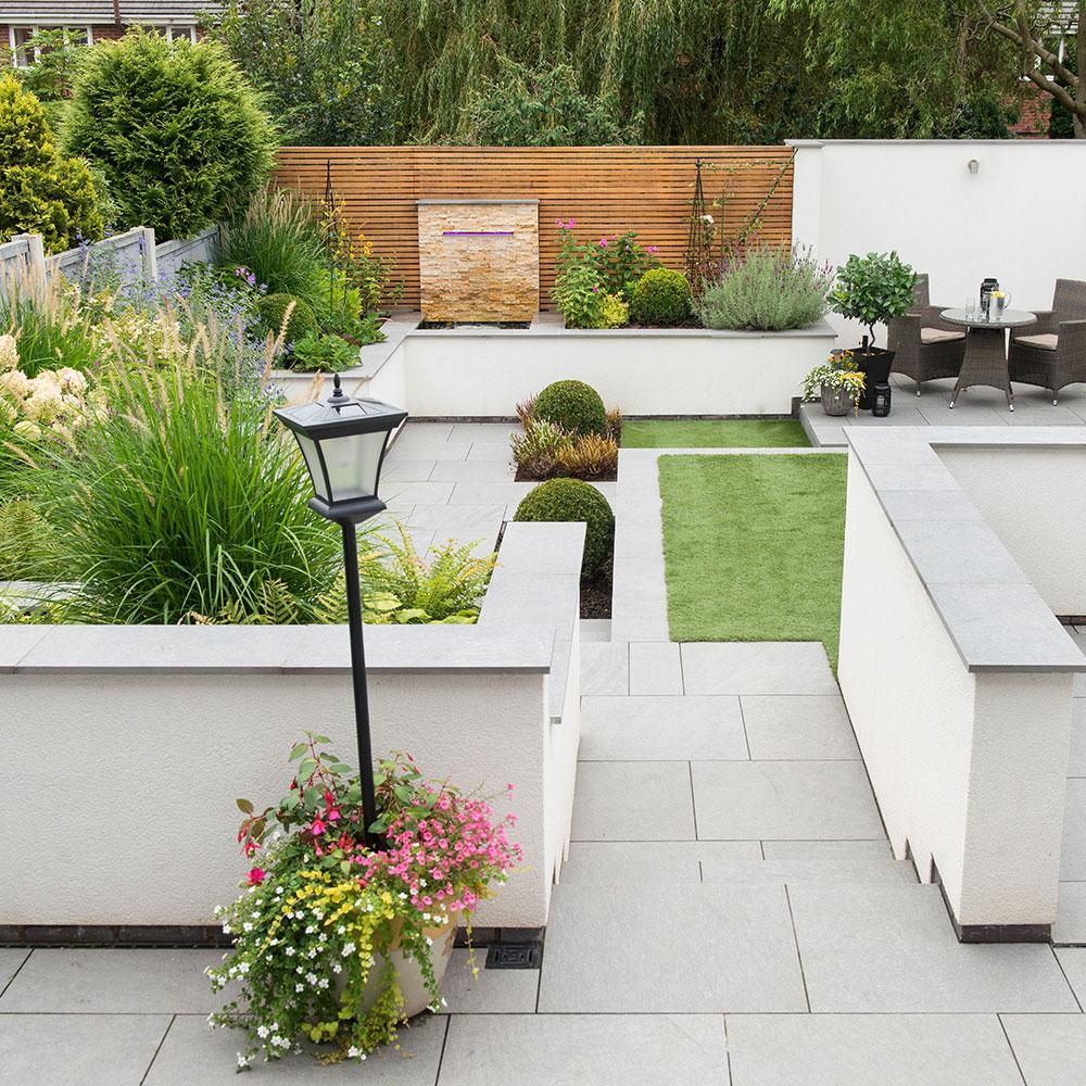 Progettare Un Giardino In Campagna idee incantevoli per il giardino: come pianificare e creare