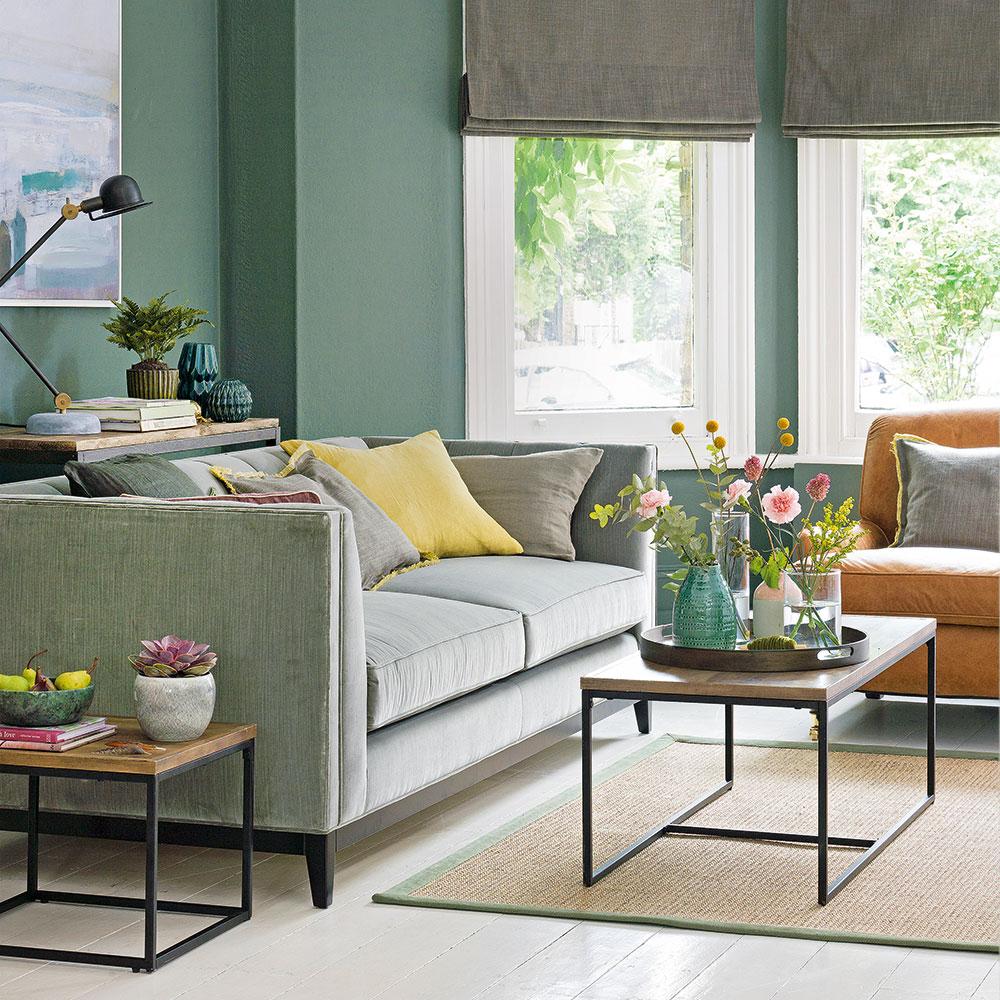Green-soggiorno-ideas-verde-divano