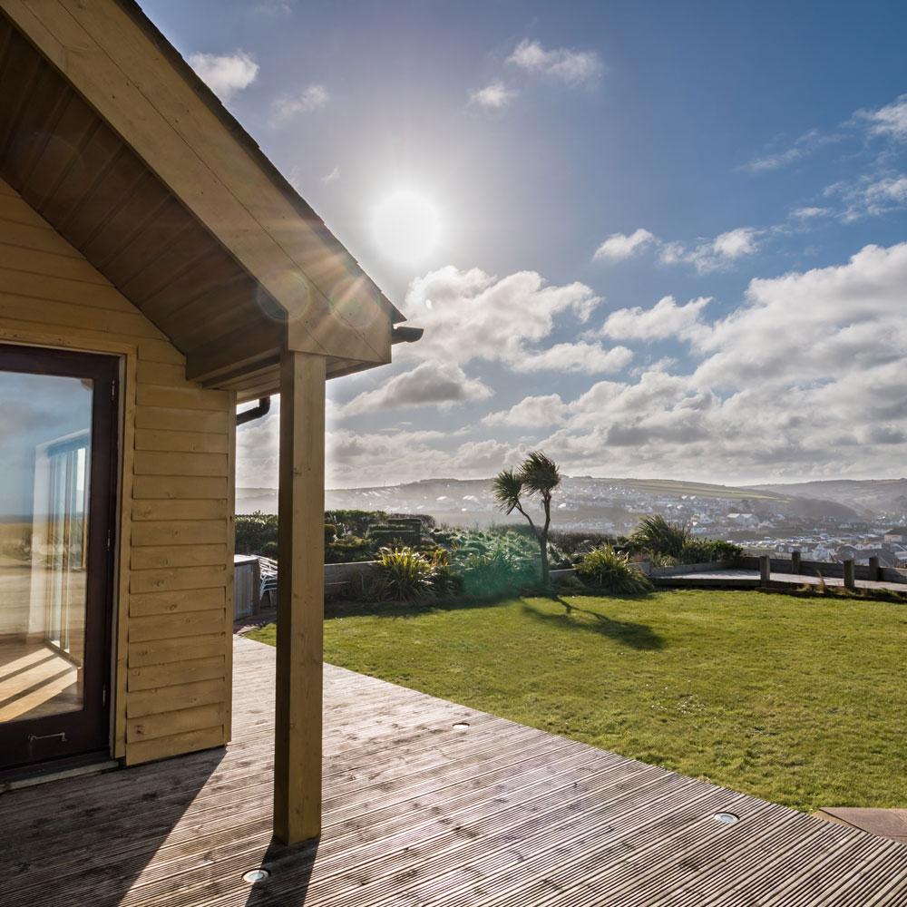 Sea View Retreat, Perran Beach Dunes, Perranporth, Cornovaglia
