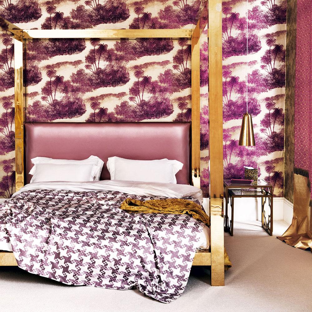 Idee della camera da letto di Purplel