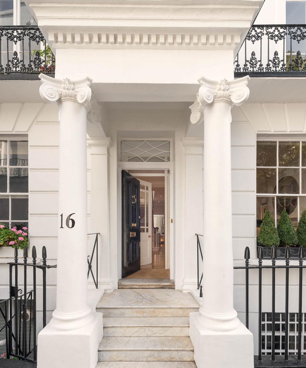 James Bond Ian Fleming a casa Chelsea