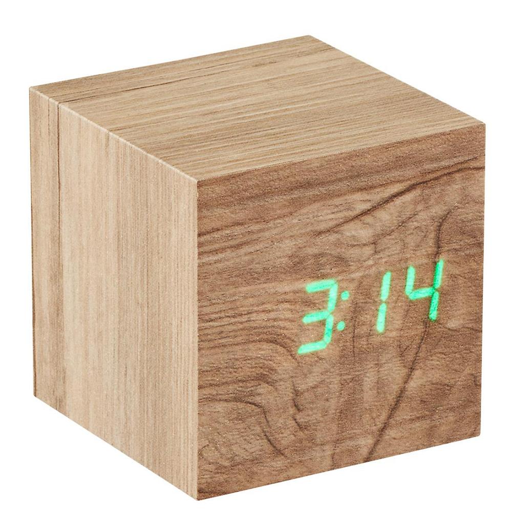best-alarm-clocks-Gingko Cube Click Clock