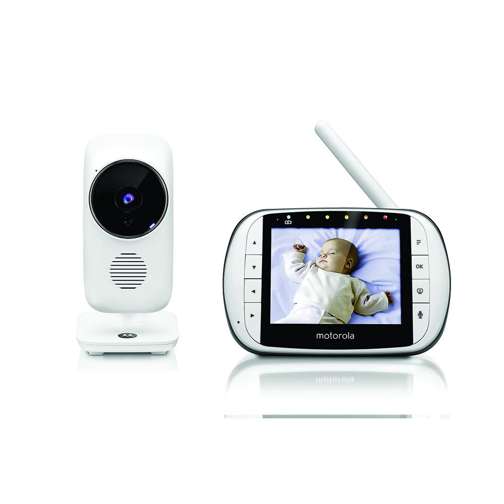 best-baby-monitor-3a. Baby monitor video digitale Motorola MBP331