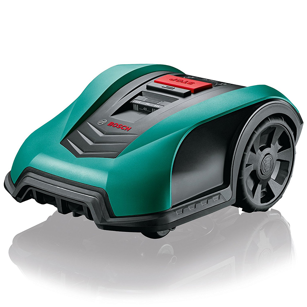 best-lawn-mowers-Bosch Indego 400 Connect