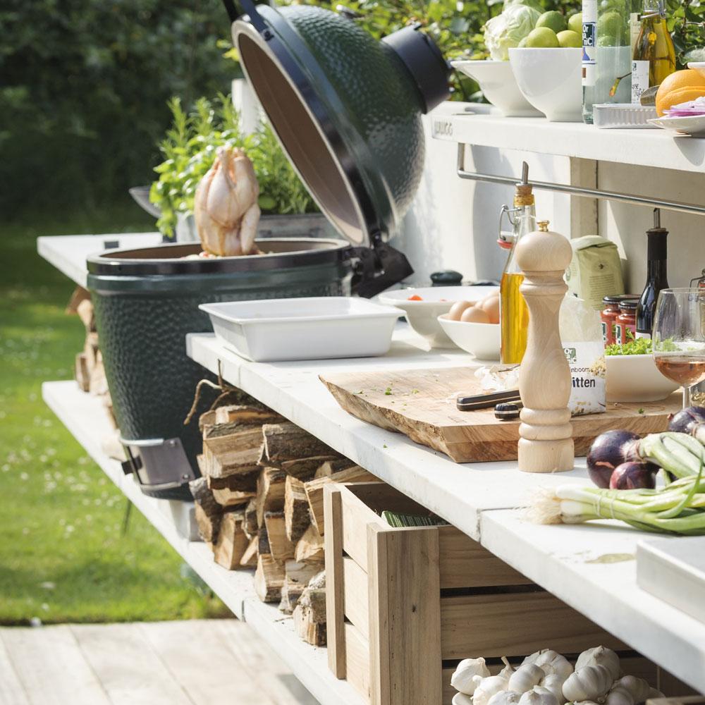 Cucine all'aperto