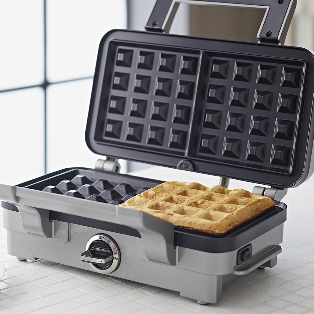 best-waffle-maker-1a. Cuisinart_WAF1U Waffle Maker_John Lewis