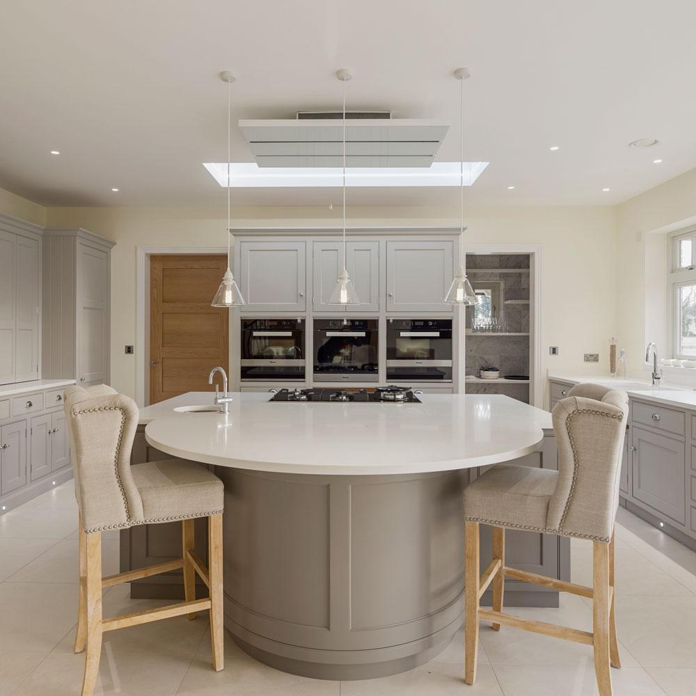 Hillrise: cucina